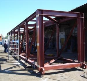 DAC Antrepriza Constructii - Hale Bucuresti