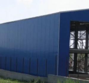 Hale Metalice - Constructii Industriale - Bucuresti